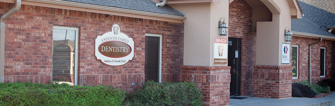 Your first visit to Andover Family Dentistry in Kansas